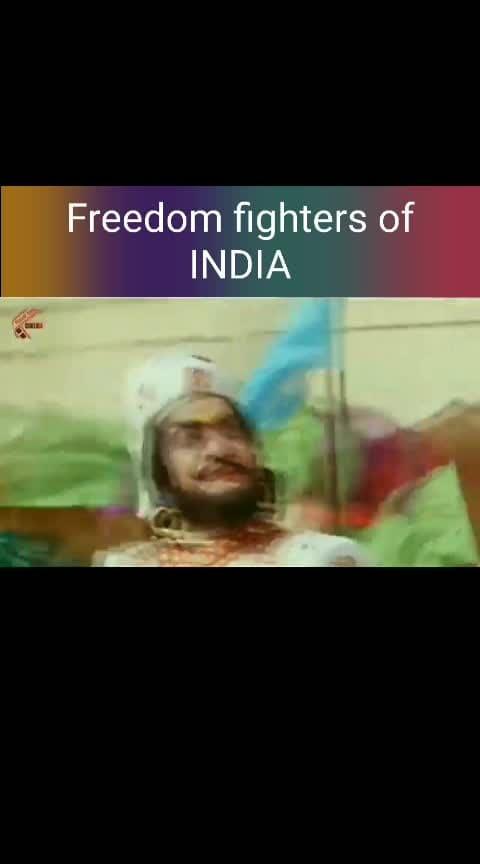 #roposo-freedom #freedomfighters #chatrapathi