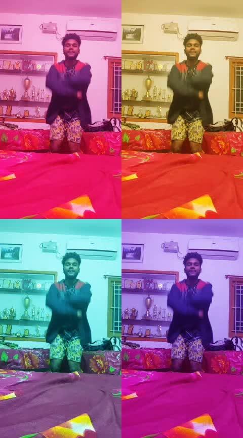 Paiyaa😍 #paiya #actorkarthi #roposo-tamil #roposo-dance #beats #roposo-beats #roposostars #darwin #coimbatore