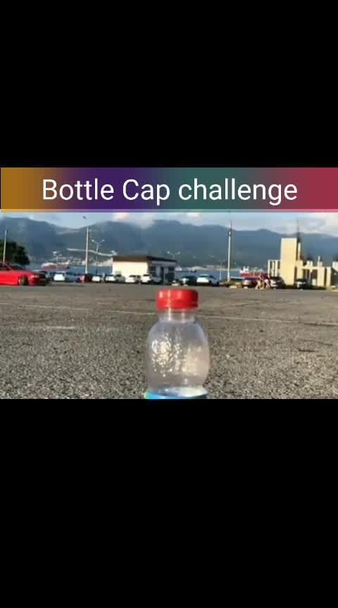 Bottle Cap Challenge #bottlecapchallenge #trendingnow #trendingnowonroposo #followmeonroposo  #bottlecapchallenge