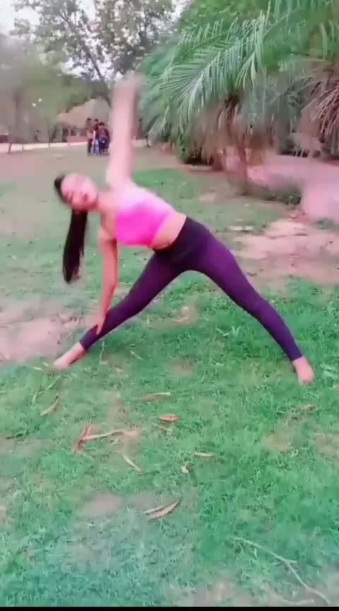 fitness #yogapose