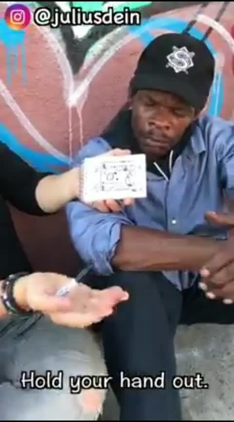 #magic for homeless