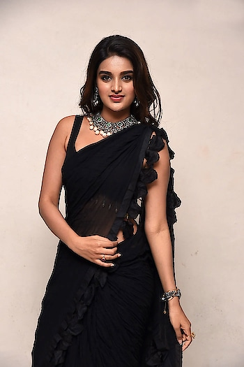 Nidhhi Agerwal in black saree at Ismart Shankar Pre-Release Event https://southindianactress.in/telugu-actress/nidhhi-agerwal/nidhhi-agerwal-in-black-saree-at-ismart-shankar-pre-release-event/  #nidhhiagerwal #southindianactress #tollywood #teluguactress #indianactress #indiangirl #indianmodel #blacksaree #saree #actressinsaree #indian #indianfashion #indianstyle