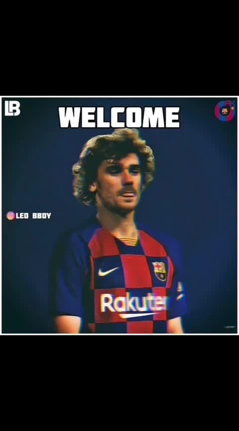 Gr7  Welcome to Barca #roposo  #roposo-rising-star-rapsong-roposo  #football  #barba  #fcb  #barcelona