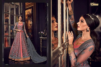 MAHIKAA COLLECTIONS LAUNCHES online selling of WOMEN FABRICS. please click on picture or our online link below or BUY DIRECTLY FROM US USING PAYTM / BANK TRANSFER CONNECT WITH US AT info@mahikaa.in or whatsapp : 7984456745 Bridal Floorlength Suits Delicate silk thread Embroidery Bookings open... Price as per design DM for the individual prices #business #innovation sales #health #fintech #amazon #mondaymotivation #wellness #news #engineering #banking #newyork #smartcities #gifts #credit #fridayfeeling #r #r #emotionalintelligence #protection #cash #engineers #engineers #publishing #electronics #reviews