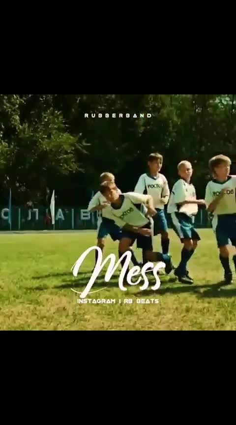 football #football #messi #roposo-talent