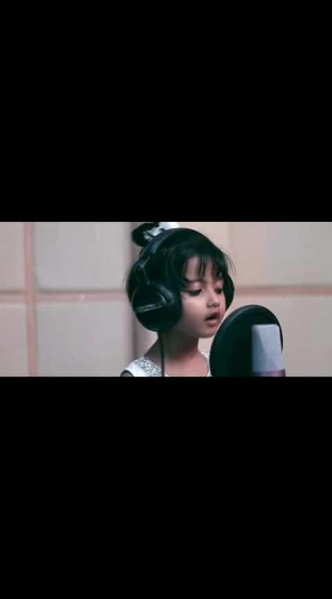 #so-ro-po-so #cutebaby #cutevoicegirl #cuteness-overloaded #roposo-roposostar #osm_song #jobhejithidua