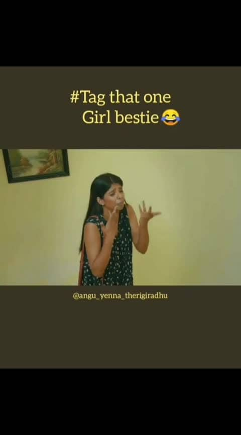 When your boyfriend has a girl bestie be like this 😜😂😍.... watch full video on Youtube @putchutneyofficial channel ❤ . . . #new#1#trending#youtubevirals#whatsappstatus#love#tamilbgm#tamilsongs#tiktok#sriram#supersinger#neeyanaana#vijay#96#zero#nayanthara#thalathalapathy#vijaysethupathi#tollywood#love#lovebgm#yuvanbgm#ilayarajabgm#ilayarajasongs#mokkapostu#mokkapostu2#tamilviralvideos#anguyennatherigiradhu#putchutney