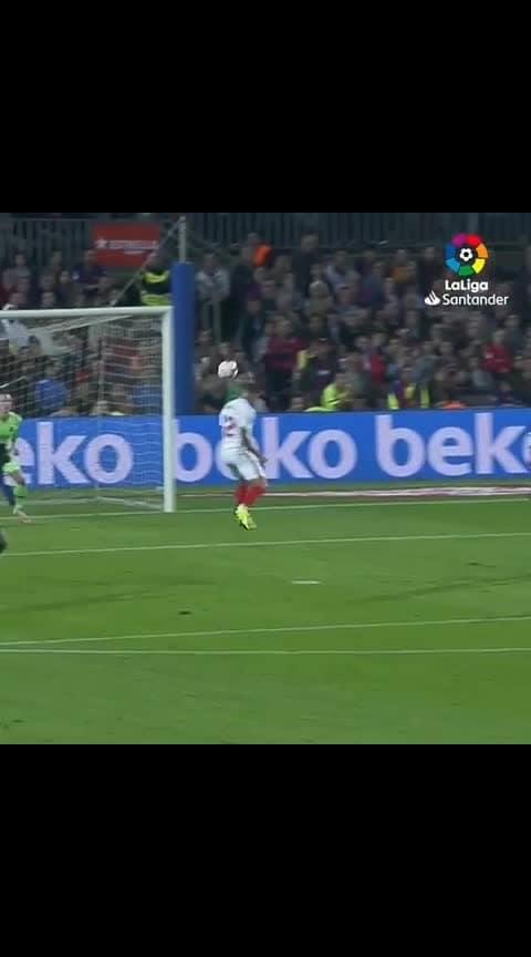 #fcbarcelona #keeper #amazing #savings #football #fans #💖 #roposo