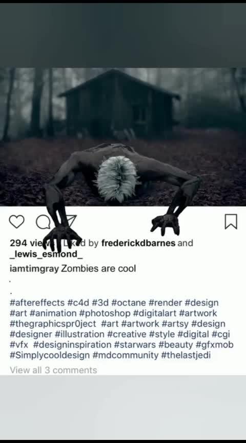 #instagramaviation #graphicdesign #dinosaur #halloweenmakeup #animals #animations #ghosts #instagrammars #vfxindia #use-headphone-3d #4kvidoes #3dsmax #vfxfeature #virtual_reality_reactions #contributorsofblackmagik #digitalprint #avatar #digitalinda #instapost #adventurealways