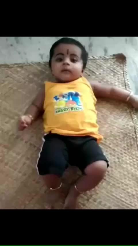 തുള്ളി കളിക്കുന്ന കുഞ്ഞി പുഴു 😂👌👍 #funny #viral #comedy #baby #insta #instamallu #instalove