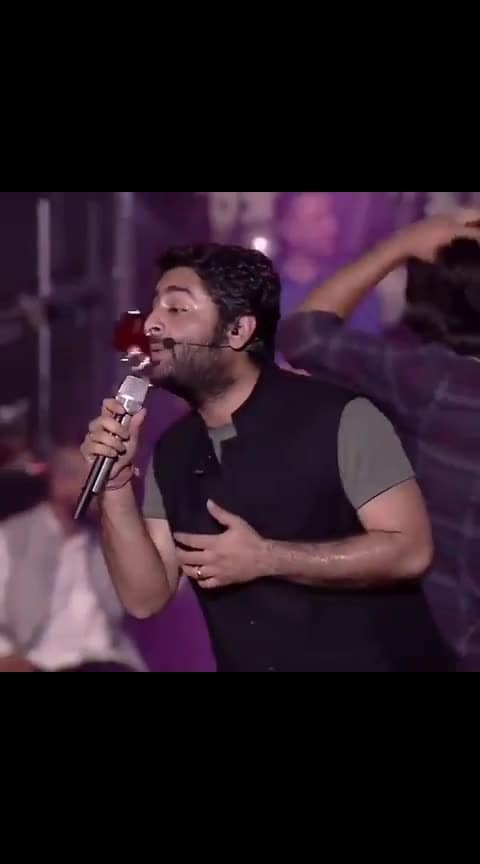 #arjith singh live concert song
