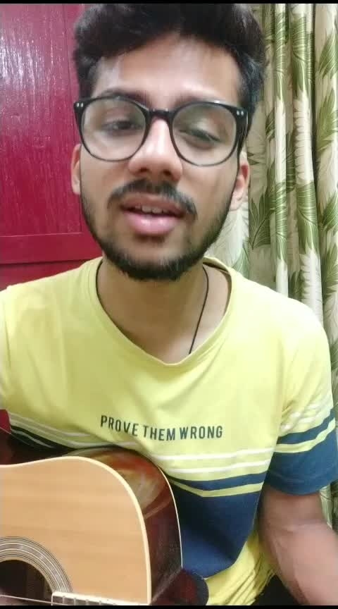 Kaun Tujhe | Raw Cover By Me 🤗 Do Watch And Share 💓  #singing #singer #singers #music #musician #musicians #guitar #guitarist #artists #talent #roposo #roposotalent #risingstar #songs #song #videosongs #love #romantic #indiansingers