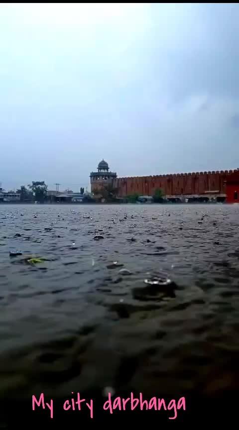my city darbhanga #monsoon