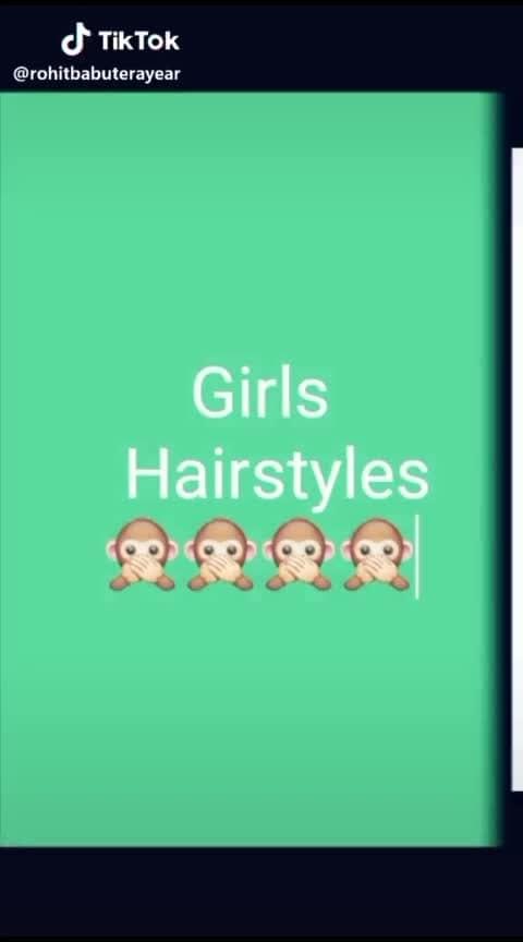 #girls #hairstyles