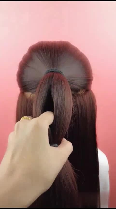 #hairstyleing #hairstyleoftheday #hairstyle