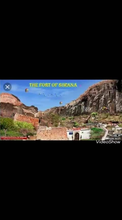 siwana fort