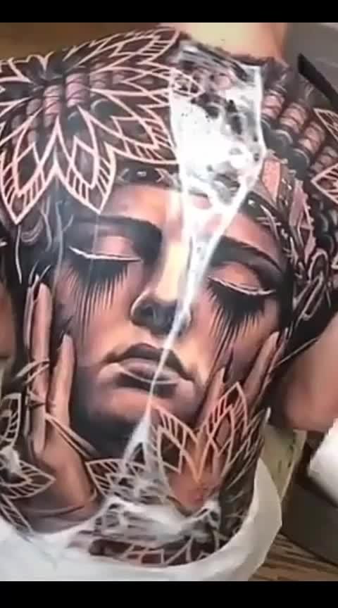 #treanding #tattoo