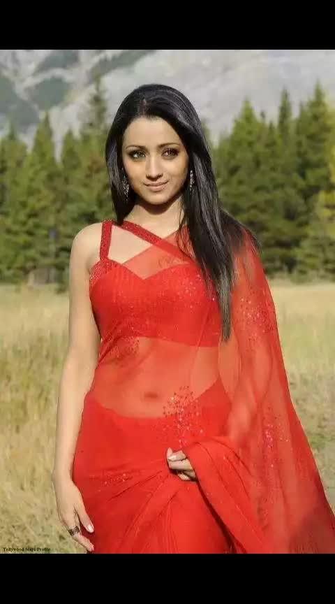 #red #nari-in-sari