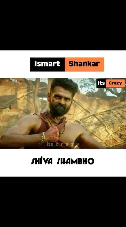 shiva shambo....#ismartshankar #lord-shiva