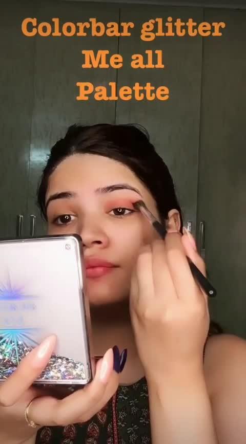 party eye makeup look #risingstar #lookgoodfeelgood #lookgoodfeelgoodchannel #partymakeup #makeup #roposomakeup