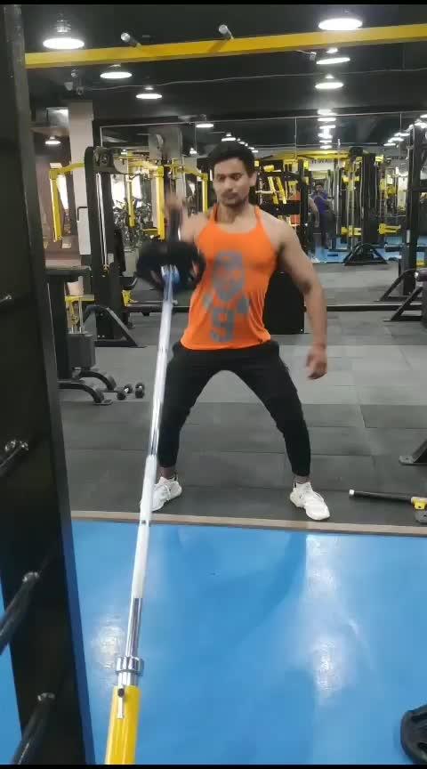 Single-Arm Linear Jammer (shoulder exercise)#gym #fitness #gabru