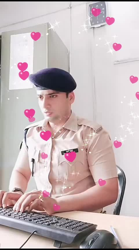 salute indian police 👮🚔 😘😘 #policeswag