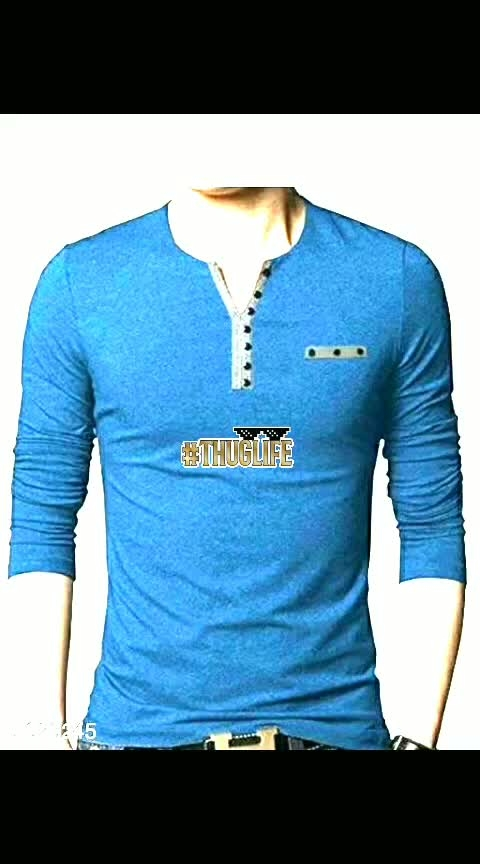 Whatsapp -> http://bit.ly/2Gg9Nhw (+919728390361) Flaunt your own fashion sense with these Stylish Solid Make an everlasting impression!_  Catalog Name: *Men's Latest Solid Cotton T-Shirts Vol 8*  Fabric: Cotton  Sleeves: Full Sleeves Are Included  Size: M - 38 In, L - 40 In ,XL - 42 In  Length: Up to 25 In  Type: Stitched  Description: It Has 1 Pieces Of Men's T-Shirt  Pattern: Solid  Dispatch: 2 – 3 Days  Designs: 5  Easy Returns Available in Case Of Any Issue