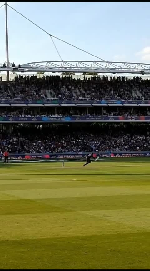 world cup winning moment #ENGvsNZ ##cricketworldcup #icc_worldcup_2019 #champions