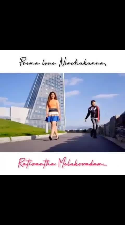 Love Those Lyrics ❤😍 #shivam #andhamainalokam #hearttouching