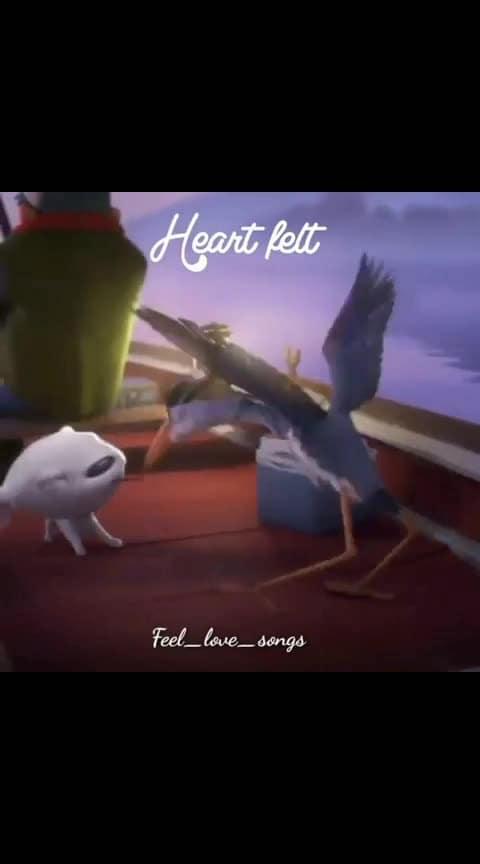 Heart felt 🤗 . . . . 👉Do follow @feel_love_songs @feel_love_songs #feel_love_songs _________________________________________ . . #teluguwhatsappstatus #telugusongs #telugumusically #telugusong #telugulovesongs #telugumusic #samantha #kajalagarwal #lovequotes #love #ramcharan #vijaydevarakonda #dogs #animation #telugubgm #telugucinema #teluguactress #telugulovesongs #loveislove #lovequotes #lovefailure #tamillovestatus #tamilsongs #tamillovesongs #tamillovesong #mallusongs _________________________________________ . Follow also on Samosa /vidstatus /sharechat /Roposo