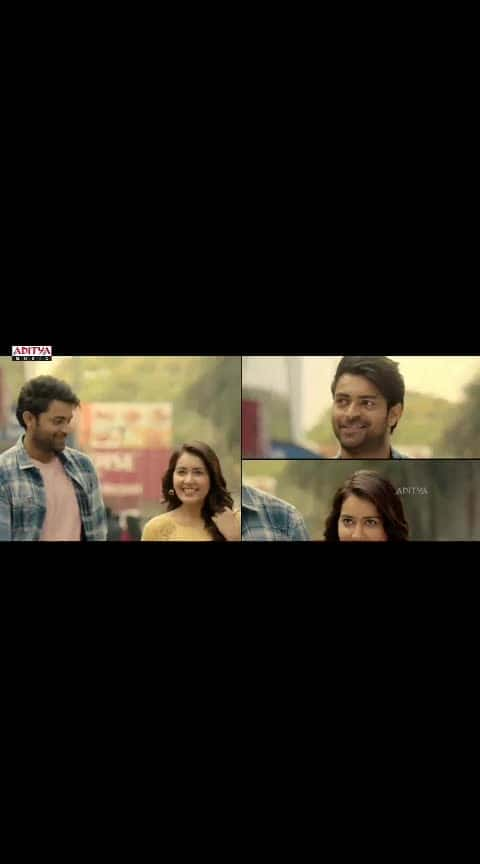 #varuntej #raashikhanna #vinnane_vinnane #tholiprema #lovesong #videosong #whatsapp-status