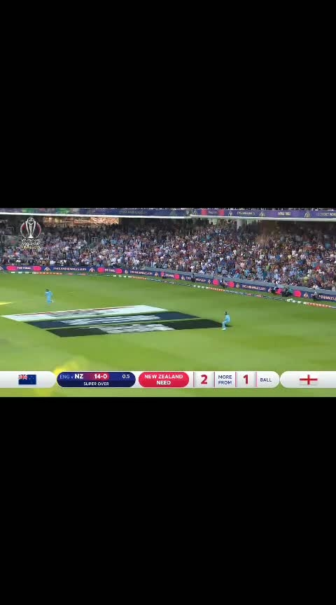 england are now new holders of world cup #worldcup2019  #roposo #trendinglive