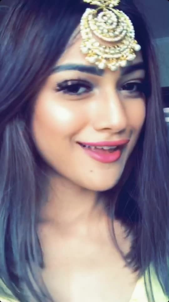 Get to my Insta- Kratika.gupta.12 and watch my latest video💞#rops-star #rops-style #rop-love #rop-beauty #ropsofashion #kratikagupta #nothinglikemyjattmahiya