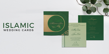 We give #superior #quality #Muslim wedding #cards and #invitations for #walima, #nikaah along with Arabic and Urdu typesetting & symbols. #Shop all the Muslim #invitation cards at: https://www.123weddingcards.com/muslim-wedding-cards-invitations #muslimcards #musliminvitations #musliminvites #islamiccards #islamicinvitations #invitationcards #muslimweddings #Indianweddingcards #123WeddingCards