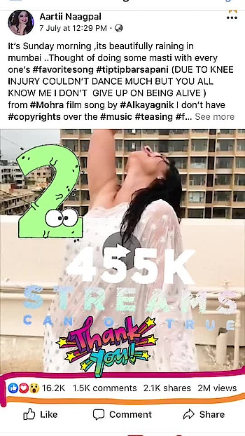 This has gone #viral on my #facebookpage #2millions in #oneweek what's happening #nomakeup #noefforts #justnothing simply enjoying myself made people go crazy 😂😂😂 #KuchBhiHoSaktaHai @akshaykumar love you for this seriously.YOU ARE MY LUCKY CHARM 😍 #holiday Super hit& this💞