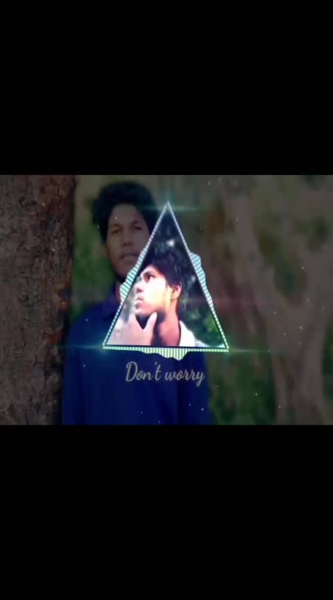 #raptrack#visualizer effect #Don't worry music by Rahul DITO# just chill and Trust your power of will