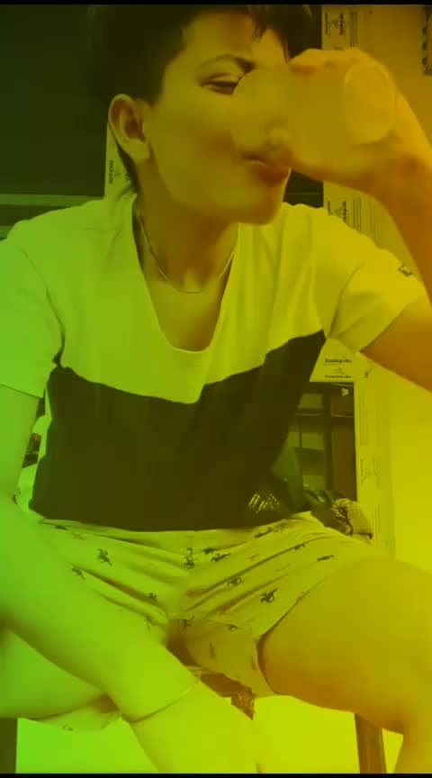 #thanks-roposo-for-such-a-colourful-video