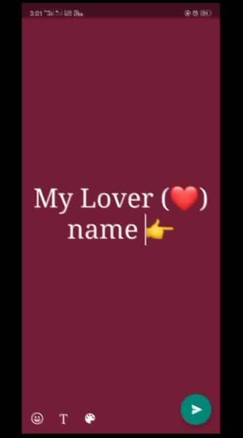 #mylovely #love----love----love