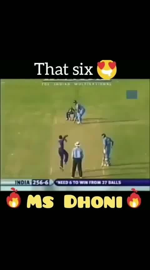 Ms Dhoni 💓 . . #virendersehwag #CricketMemories #hardikpandya #KXIPvCSK #CSKvKXIP  #viratkohli #kohli #virat #dhoni #cricket #ipl #msdhoni #msd #rohitsharma #mahi #india #csk #virat #teamindia #kohli #cricketer #ipl2019 #indiancricketteam #abdevillers #indiancricket #msdians #sports  #dhonism