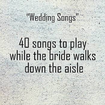 """Hey Brides!! No need to search for a walk down the aisle wedding songs, Here is the list of top 40 wedding songs for brides to be.""  Read Now: https://www.123weddingcards.com/blog/40-songs-to-play-while-the-bride-walks-down-the-aisle/  #ceremonymusic #walkdowntheaislesongs #weddingsongs #123WeddingCards #weddingideas"