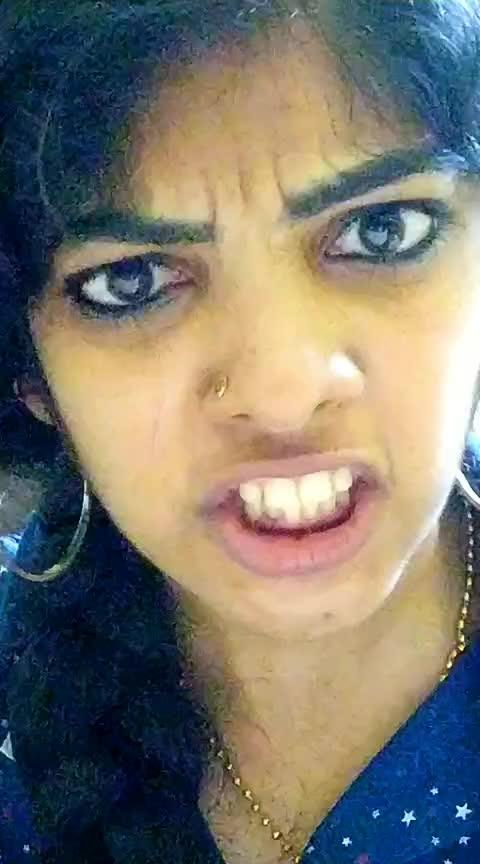 നിർത്തടോ 👿 #risingstar #malayalam #roposo-malayalam #manjuwarrier #lipsync #roposorisingstar #athirasajeev #