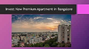 Provident Capella By Provident Housing Limited | New Launch Apartment in East Bangalore  Check: https://provident-capella.webs.com/