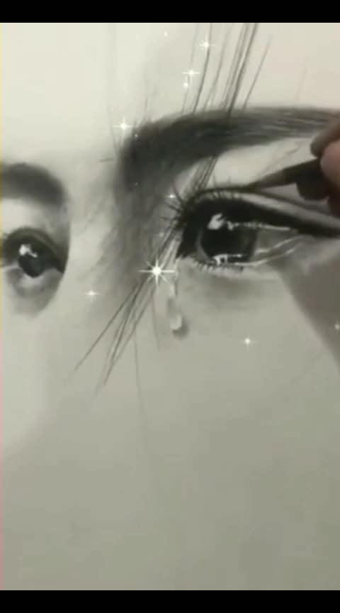 Eye 👀 Eye tears