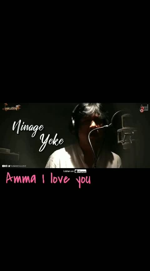 Mother sentiment song 👌👌👌👌❤#ammailoveyou #mother-love