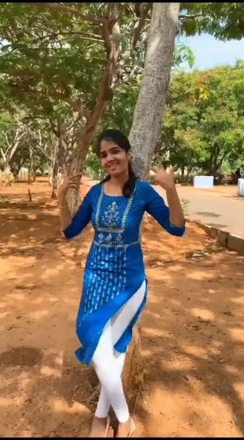 #roposo-tamil #tamil-actress #tamil-music #tamilnadu #coimbatore #cuteness-overloaded #tamilponnu