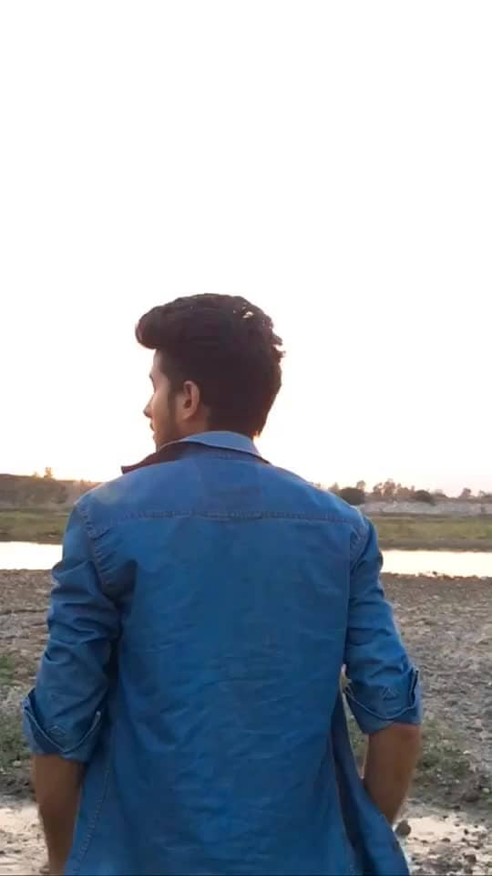 Sunset view ♥️ #sunset #view #foryou #1stvideo #slowmo #slowmotionchallenge