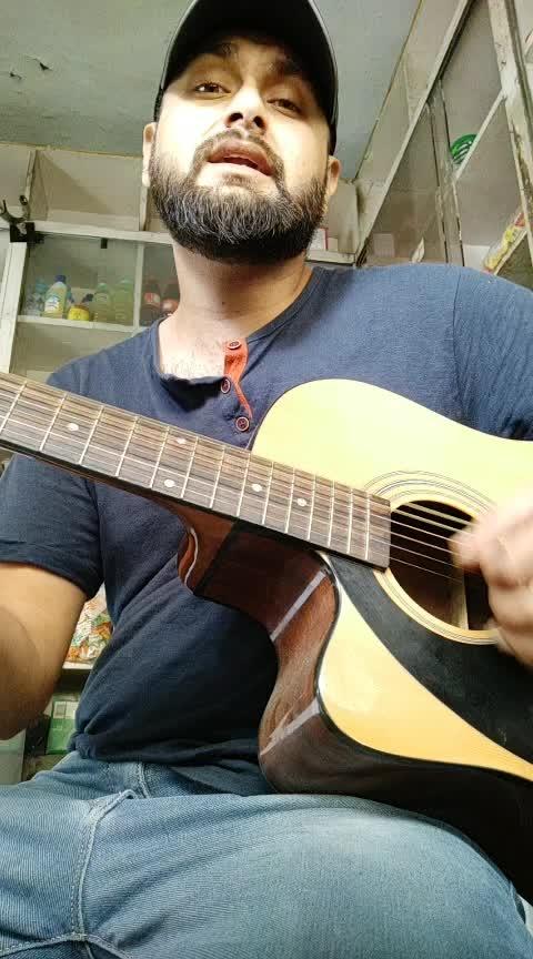 raata kaliyan main jaag jaag  #garrysandhu  #roposo-rising-star-rapsong-roposo