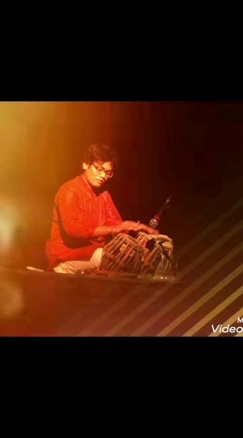 me on Tabla with Sarod....... just tried  #tablawala #musicmasti #musician #jugalbandi #likeforlike #followlikecomment #lovemusic
