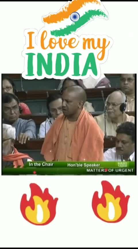 #yogi ji love u😍😍😘😘😘😘 #hindu  #hindutva  #hindustan  #hinduism  #sanatandharma  #-india  #indianculture  #indian  #yogiaditynath  #bjpsarkar  #bjp4india  #narendramodiji  #namonews #roposostarchannel #risingstar  #namoagain2019  #pm-modi #politcs #news