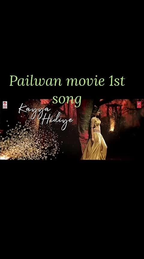 kiccha sudeep pailwan 1st track